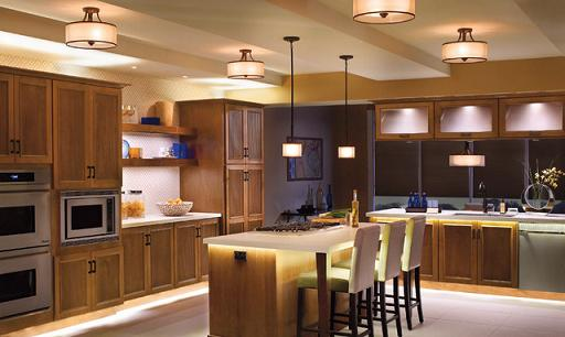 Big, Open Kitchens Make For A Friendlier Space, While Built In Kitchen Islands Allow You To Combine Cooking And Entertaining