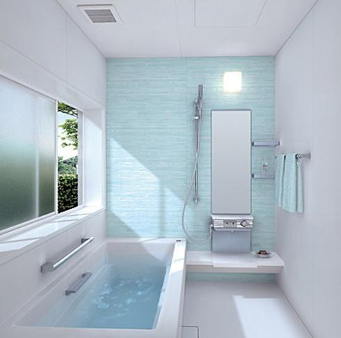 Bathroom Ventilation Setup