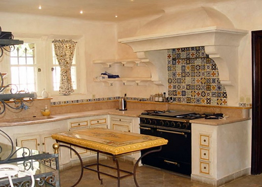 Kitchen from the French Provinces