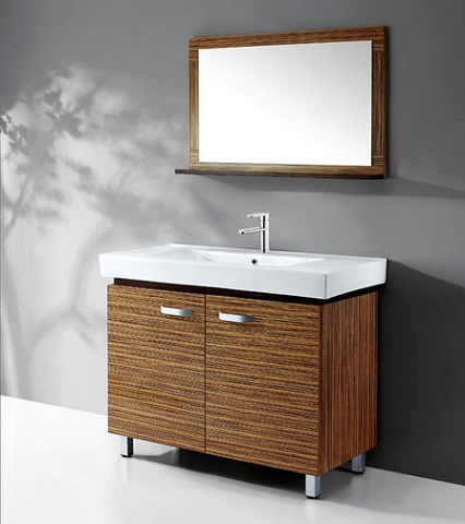 "40"" WC020 Bathroom Vanity from Legion Furniture"