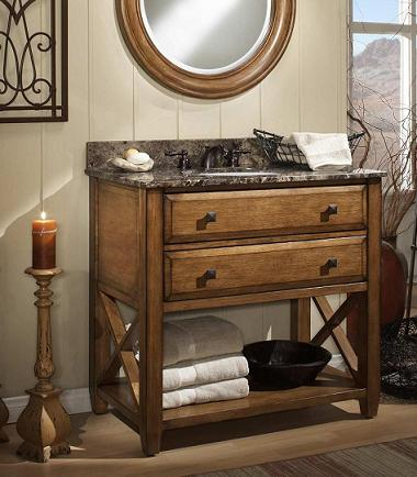 "Casual Elements 36"" Bathroom Vanity CE3621D From Sagehill Designs"