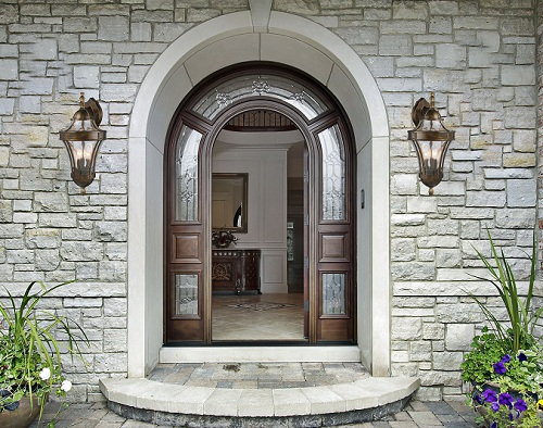 Towson Outdoor Sconce From ELK Lighting