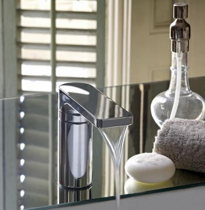 Arola Bathroom Faucet From Ramon Soler