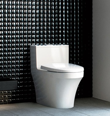 Dover Dual Flush Low Flow Toilet From INAX