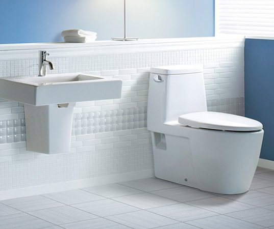 Elegante Strong Flush Jet Stream Toilet From INAX