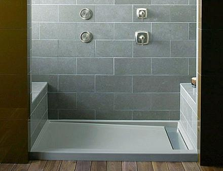Groove Shower Floor From Kohler