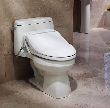 L-Series Rounded Advanced Toilet Seat From INAX