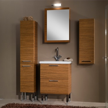 "22.5"" Luna L14 Bathroom Vanity Set From Iotti"