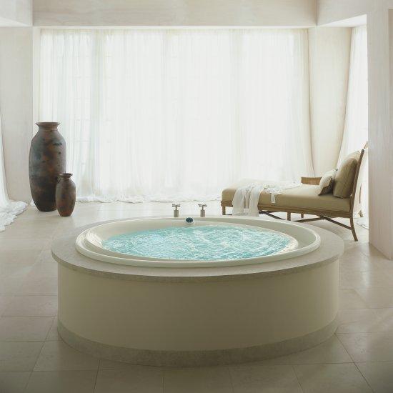 Purist Overflow Bathtub From Kohler