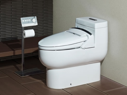 R-Series Elongated Advanced Toilet Seat From INAX