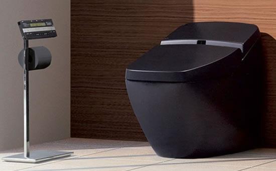 Regio Dual Flush Low Flow Toilet From INAX