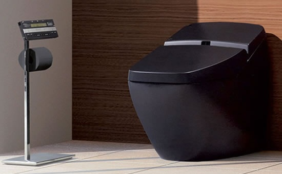 Regio High Tech Toilet From INAX