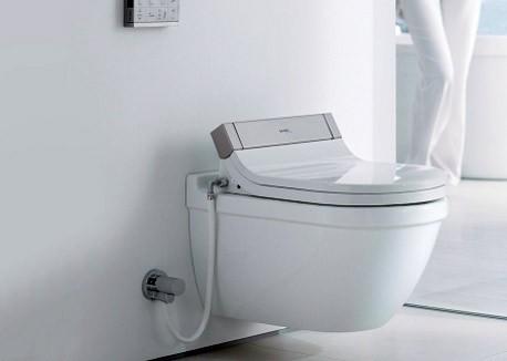 Sensowash High Tech Toilet Seat From Duravit