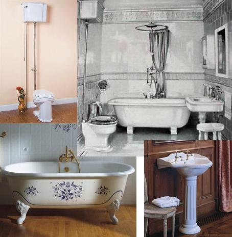 A Complete Victorian Bathroom Doesnt Need To Be Big