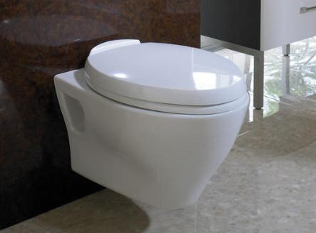 Aquia Wall Hung Dual Flush Toilet From Toto