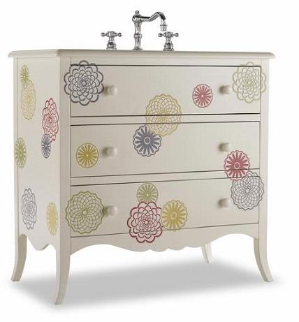 Avery Bathroom Vanity From Cole and Co