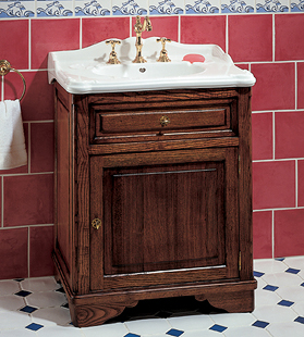 Celine Solid Ash Bathroom Vanity From Herbeau