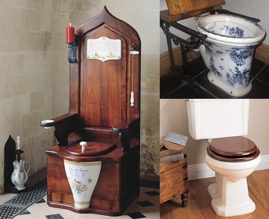 Dagobert Throne Style Toilet From Herbeau
