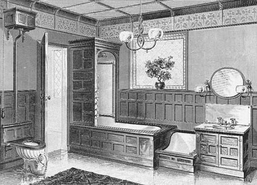 During The Victorian Era, Decorating The Walls And Ceiling Was An Essential Part Of Interior Design