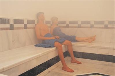 Large Steam Bath