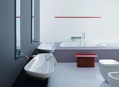 Palomba Bathroom Set From Laufen