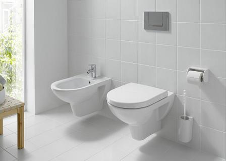 Pro Water Sense Wall Toilet From Laufen