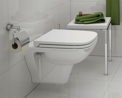 S20 Wall Toilet From Vitra