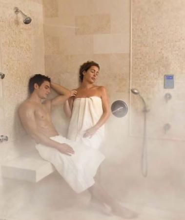 Steam Bath For Two From Steamist
