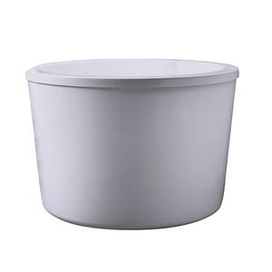 Acrylic Round Japanese Soaking Tub From Barclay