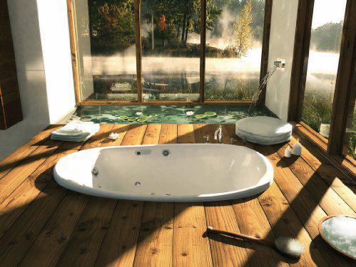 Ambrosia Drop In Whirlpool Tub From MAAX