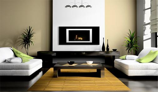 Lorenzo Bio-Ethanol Fireplace From BioFlame