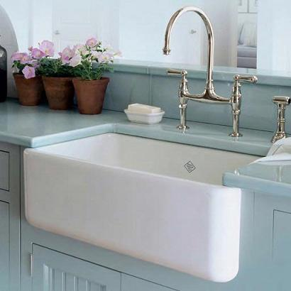 Fireclay Sinks Trendy Traditional Styles For An Eco Friendly Kitchen