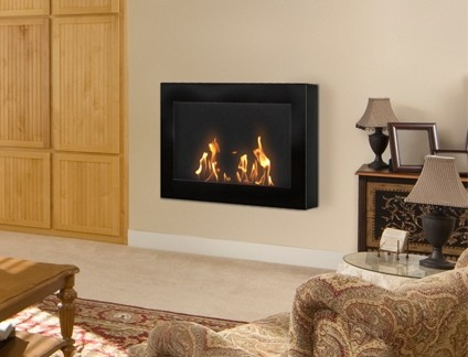 SoHo Ventless Fireplace From Anywhere Fireplace