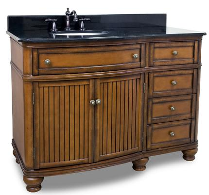 Compton 48 Inch Bathroom Vanity From Hardware Resources