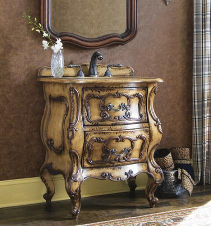Gatsby Bathroom Sink Chest From Cole and Co