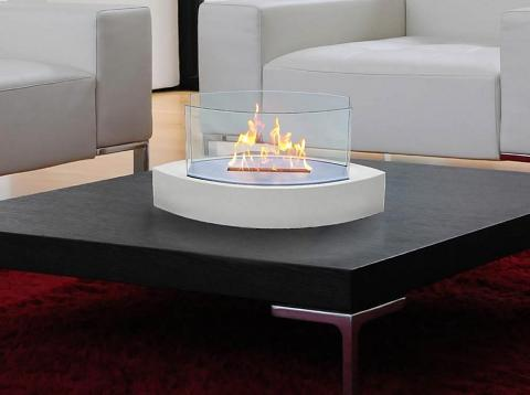 Lexington Tabletop Ventless Fireplace From Anywhere Fireplace