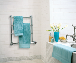 Mr Steam Wall Mounted Towel Warmer