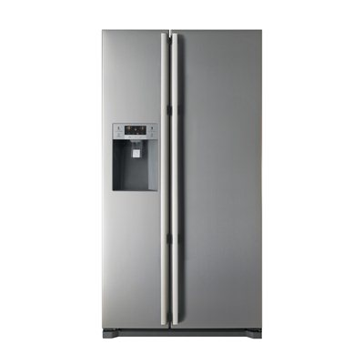 Stainless Steel Side By Side Refrigerator With Water Filter And Ice Maker From Fagor