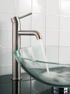 Tower Vessel Faucet From Pegasus