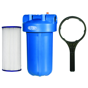 Universal Heavy Duty Whole House Water Filtration System From DuPont
