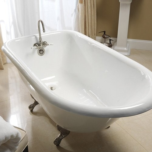 Clawfoot Bathtubs - A Quick And Easy Buyer\'s Guide