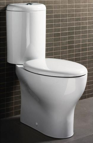 City Skirted Toilet From GSI