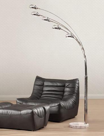 Cosmic Floor Lamp From Zuo Modern