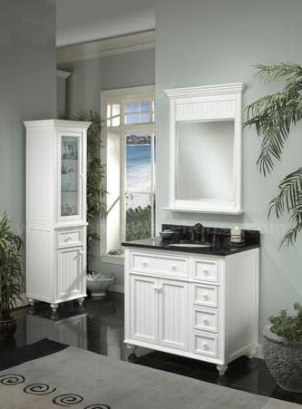 Cottage Retreat Bathroom Vanity From Sagehill Design