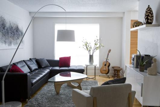 Crane Floor Lamp From Nuevo Living