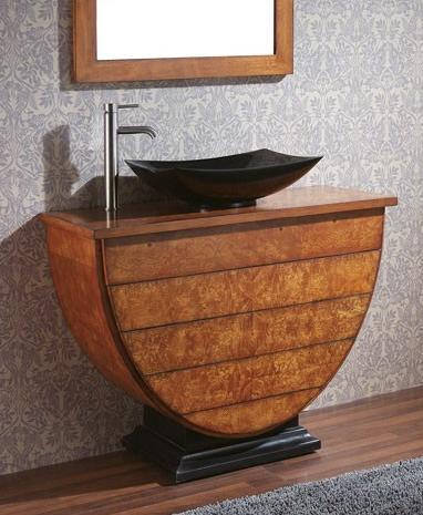 Legacy Wood Bathroom Vanity From Avanity