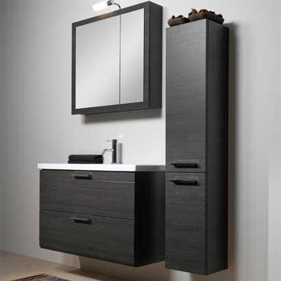 Luna L16 Bathroom Vanity Set From Iotti
