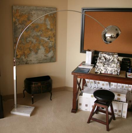 Penbrook Floor Lamp From Dimond Lighting