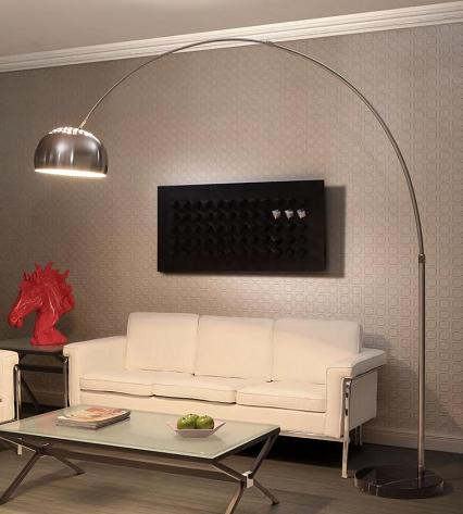 Spectral Floor Lamp From Zuo Modern