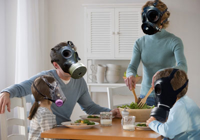 The Air In Your Home Can Actually Be More Toxic Than The Air Outside